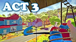Act 3 videos / InfiniTube