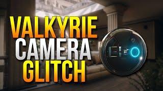 INSANE NEW Valkyrie Camera Glitch - Rainbow Six Siege
