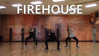 """ZUMBA WITH CAT """"Firehouse"""" by Daddy Yankee ft Play N Skillz"""