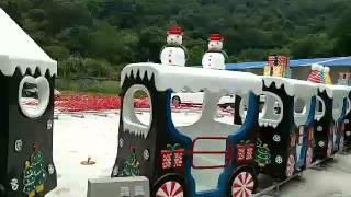 Christmas Mini Train Rides-Mini Train Rides- From Beston Amusement Equipment Factory