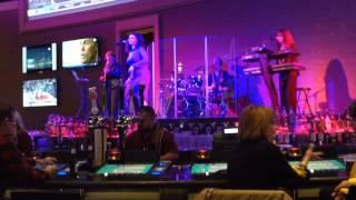 Vegas band at Mahoning Valley Racino 2014