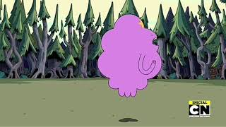 Lumpy Space Princess Being Left Out