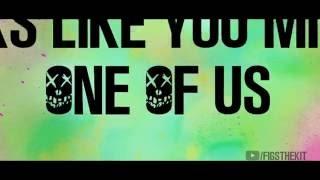 twenty one pilots - HEATHENS  (Lyric Video) - Suicide Squad