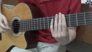 Akustik Gitar - Belajar Lagu (Harmoni - Padi) width=