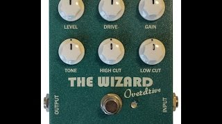 Demo of The Wizard Overdrive by Pelle Holmberg