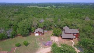Gorgeous Farmhouse on 5 acres - 11112 S FM 372, Valley View, TX