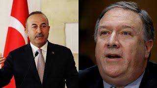 Krizin ardından ABD ile Türkiye arasında ilk temas