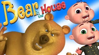 Zool Babies Series - Bear In The House Episode | Cartoon Animation For Children |  Kids Shows