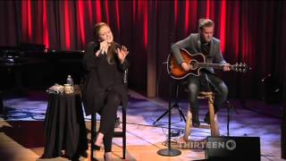 Adele - Melt My Heart To Stone - Live at the Artists Den