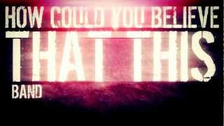 Infamous - Immortal (Feat. Erik Bickerstaffe of Our Imbalance) (Official Lyric Video - NEW SINGLE)