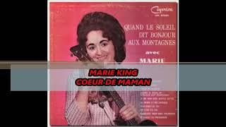 33 tours Marie King coeur de maman
