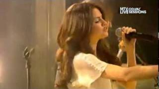 Selena Gomez - Naturally [ Live MTV sessions] [HQ]