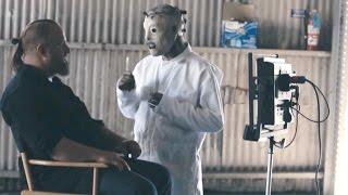 Slipknot - The Devil In I (Behind The Scenes)