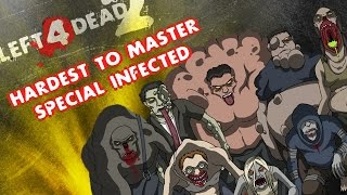 L4D2: Hardest to Master Special Infected