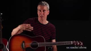 Yamaha FG 820 Acoustic 2016