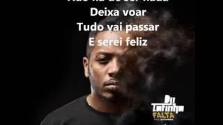Dji Tafinha-Falta (Letra) (lyrics)
