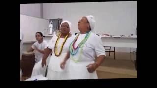 1º Encontro de Jovens Umbandistas Goiás - Baiano - Estava na Bahia