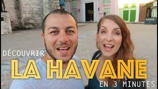 [VLOG CUBA] LA HAVANE -  COMMENT DÉCOUVRIR LA VILLE COLORÉE ?