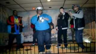 """Mic Juice performing """"Dboy"""" LIVE @ Pretty Ricky Concert"""