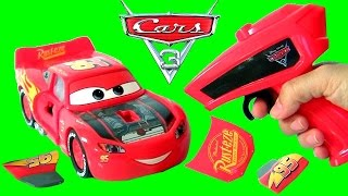 CARS 3 Crazy Crash & Smash Lightning McQueen RC Car Toy for Kids from DISNEY PIXAR CARS 3 TOYS