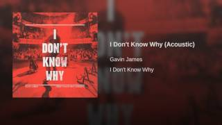 I Don't Know Why (Acoustic)