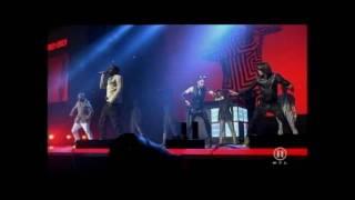 "Black Eyed Peas ""Boom Boom Pow"" Live @ THE DOME 50 *HD*"