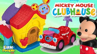 Mickey and Minnies House Little People Playset | Toys Unlimited width=