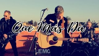 Que Más Da - LEMOND / (Canción Original 2017)