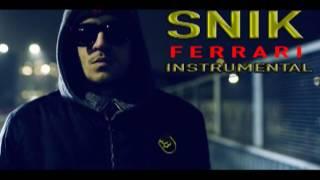 SNIK - FERRARI (Instrumental)