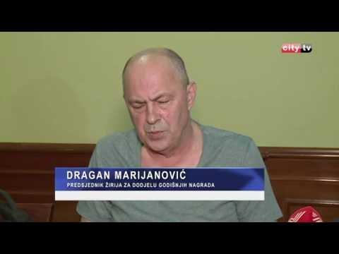"""Fondacija """"Slipičević"""" Nagrade mladim umjetnicima Mostara– City televizija"""
