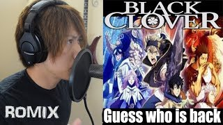Guess Who is Back TV Size - Black Clover OP 4