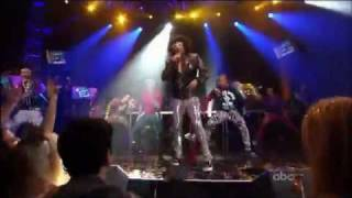 LMFAO - Sorry For Party Rocking (2011 New Year's Rockin Eve) HD 720p