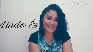Tempo de Semear -Lindo És ( cover) Roberlaine Souza