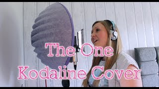 The One | Kodaline | Cover by Chloe Boulton | Piano Version