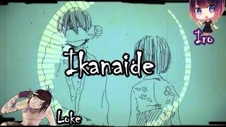 """"""" ikanaide """" ( Dont go) Piano ver ~  (AMV Shigatsu ) ~ Spanish Cover / Fandub latino【 Iro & Loke 】"""