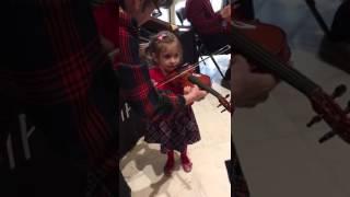 O vioara mica de-as avea