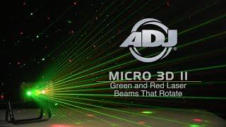 ADJ Micro 3D II