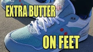 On Feet Review of the Extra Butter Saucony Shadow 5000