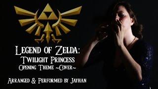 Legend of Zelda: Twilight Princess Opening Theme ~Cover~