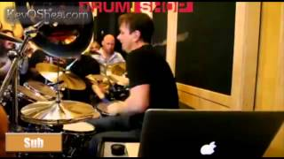 Gavin Harrison Linear Drum FIll | Drum Transcription