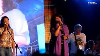 Million People March Ayala - Himig ng Pag-ibig- Tres Marias Lolita Carbon, CookieChua BayangBarrios