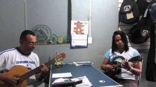 COMPANHIA MUSICAL DE BANGU - ENSAIO SOLO WAVE - ALUNA TATY MARQUES