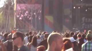 Franz Ferdinand - The Dark Of The Matinée / Lollapalooza Chile / #DannyAdventures