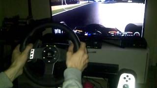 COCKPIT - GRAN TURISMO 6 - TRIBUTO AO SENNA - LOTUS 97T - PS3 - Brands Hatch 80' Senna - BRONZE
