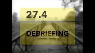 274 - DEBRIEFING