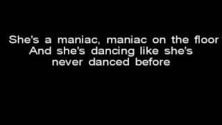 Topmodelz - Maniac with lyrics