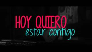Brotherhood - Hoy Quiero (Lyric Video LIVE)
