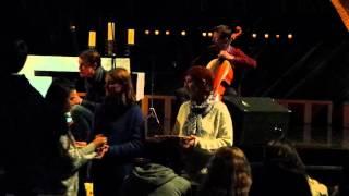 Grégory Turpin à la cathédrale d'Evry : Aimer c'est tout donner