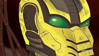 Cyrax [fan art - Mortal Kombat]