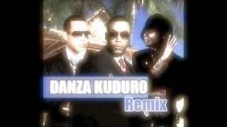 """Don Omar Ft.Lucenzo,Daddy Yankee & Arcangel""""Danza Kuduro """"remix 2010"""